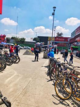 Realizan 87% de los mexiquenses las actividades de su vida cotidiana y cultural en las ciudades 7