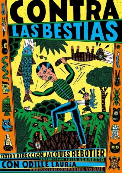 "Inicia gira de la obra ""Contra las bestias"" en Edoméx"