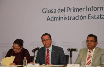 Comparece ante la LX legislatura del Estado de México, el titular de Sedagro