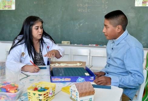 Brindan Clínica de Salud Mental del DIFEM atención gratuita a niñas, niños y adolescentes mexiquenses