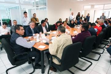 Reportan avances de los programas del gobierno estatal durante Sesión de gabinete regional IV