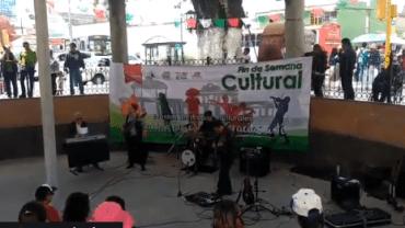 El nuevo corazón de Zinacantepec reúne cada fin de semana a cientos de familia