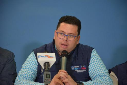 La CEO da resultados preliminaresindicativos; Inzunza 57.30 % de los votos