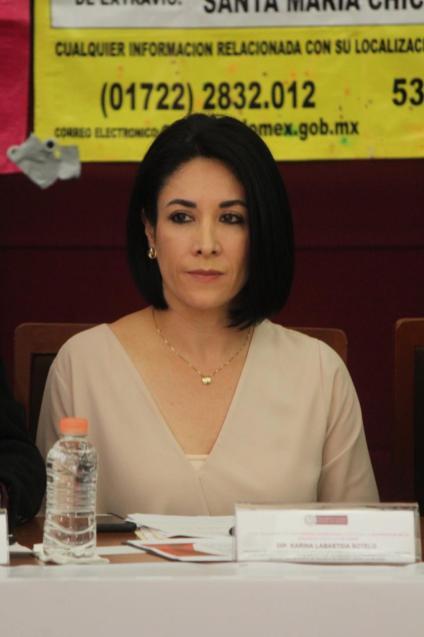 Clama Presidenta de Congreso Edomex alto a los feminicidios; se suman 16 alcaldes a llamado 1