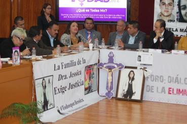 Clama Presidenta de Congreso Edomex alto a los feminicidios; se suman 16 alcaldes a llamado 9