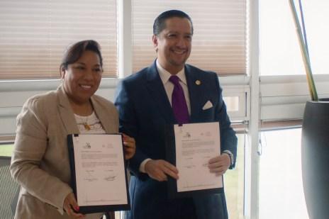 Signan convenio CODHEM y delegación de CDI; se traducirá Legislación Estatal a Lenguas Originarias