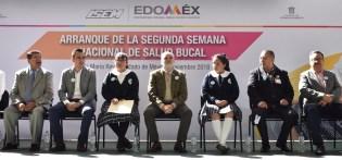 Inicia Segunda Semana Nacional de Salud Bucal 1
