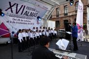 Muestran voces infantiles su talento en el Festival de las Almas 5