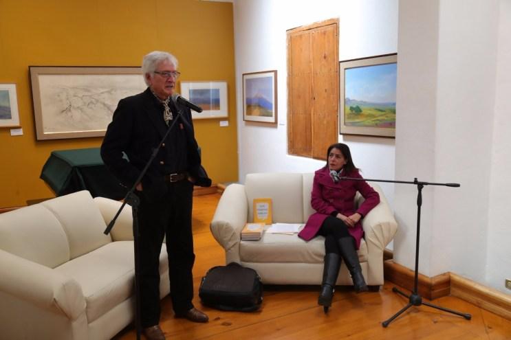 """Muestra Carlos Bracho su faceta de lector y escritor en Museo-Taller """"Luis Nishizawa"""""""