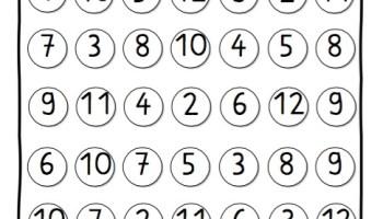 Juego matemáticos: Valor posicional - Aula PT
