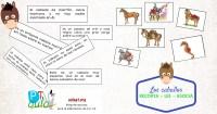 lee asocia caballos