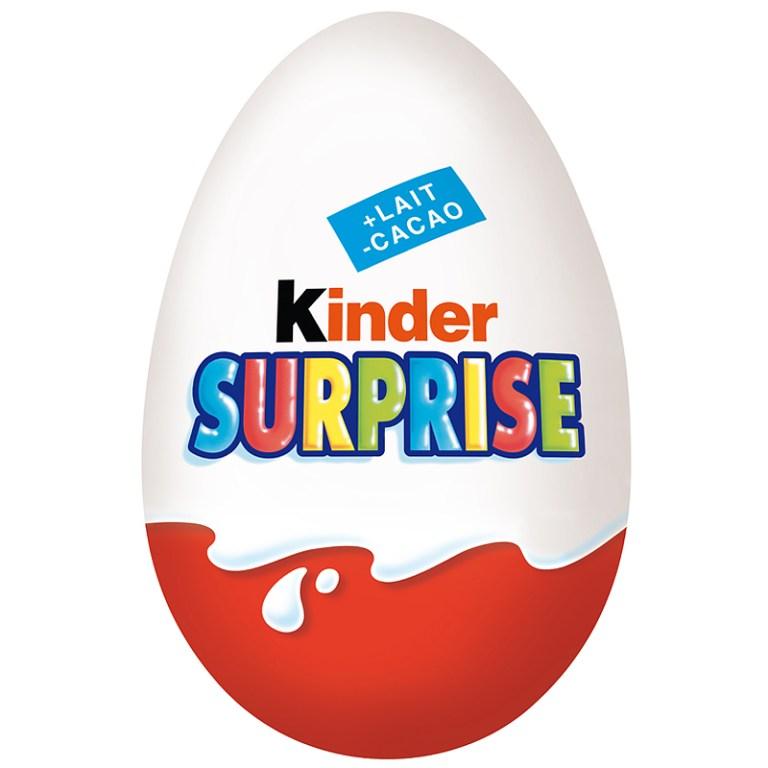 Kinder-Surprise … avec un K comme carême