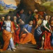 Benvenuto Tisi da Garofalo's, Ascension of Christ. 1510-1520