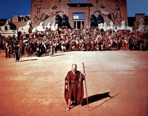 Rencontre #1 …  avec Moïse