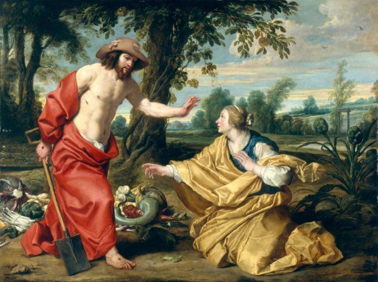 Read more about the article Le jardinier et Marie de Magdala (Jn 20,11-18)