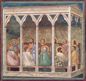 Giotto, Pentecôte