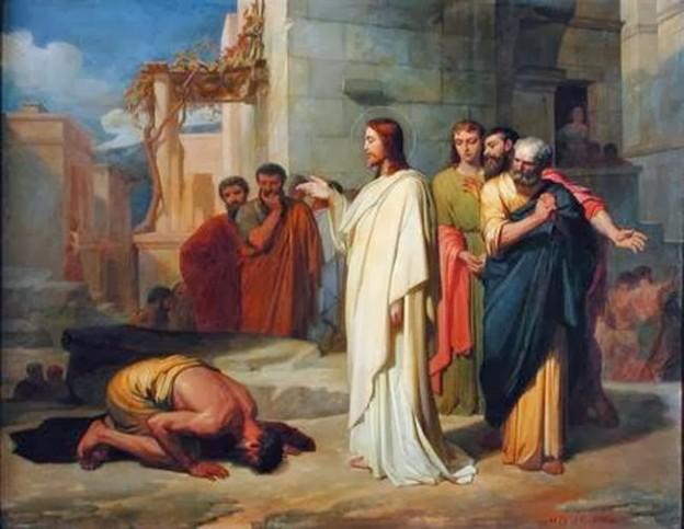 Le lépreux, le centurion et la belle-mère (Mt 8,1-17)