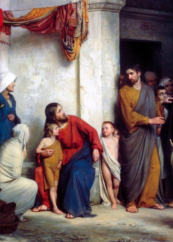 Passion du Christ et abaissement des Apôtres (Mc 9,30-50)
