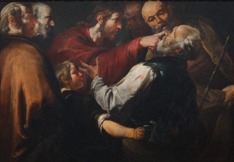 L'aveugle né à la foi (Jn 9,1-41)