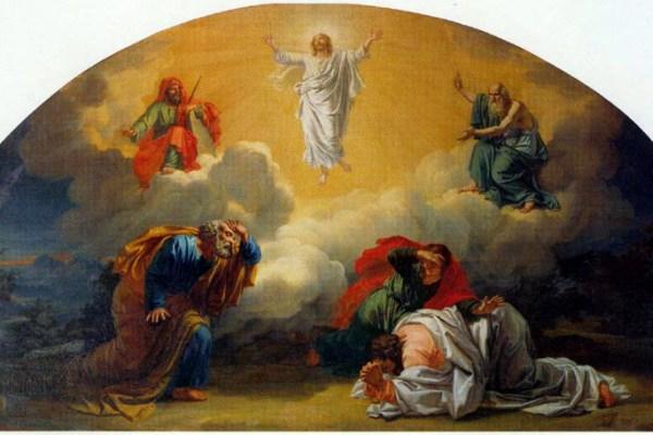 Jésus transfiguré (Mc 9,2-13)