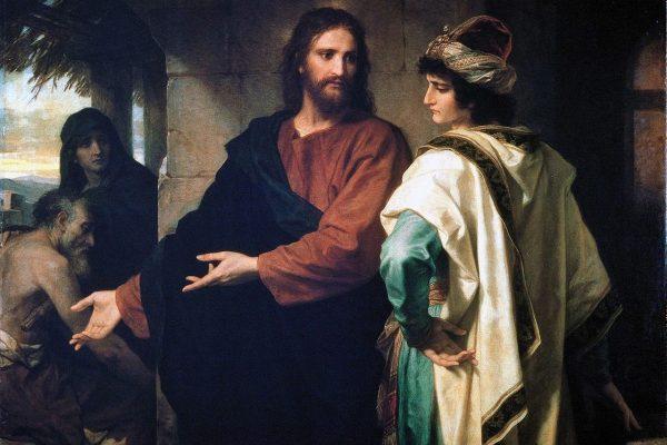 Jésus et l'homme riche (Mc 10,17-31)