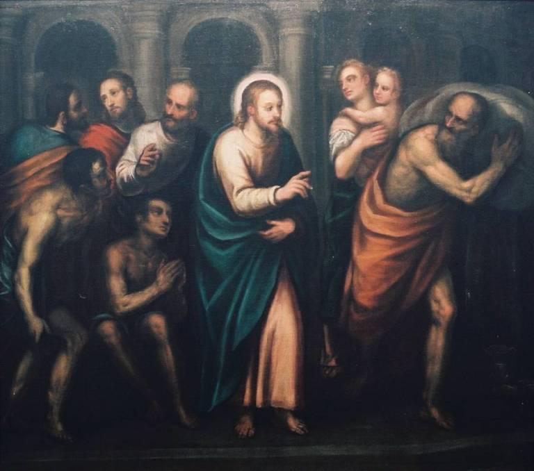 Première confrontation au Temple (Jn 2,13-25)