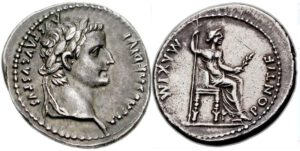 Denier de Tibère (14-37)