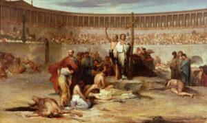 Eugene Thirion, Le triomphe de la foi, 19eme