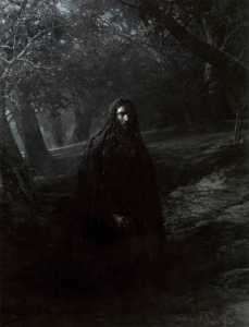 Nikolay Ge, Gethsemani, 1888