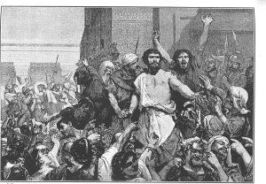 Horne et Bewer, Give Us Barabbas, 1910