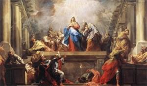 L'Esprit et la Pentecôte (9)