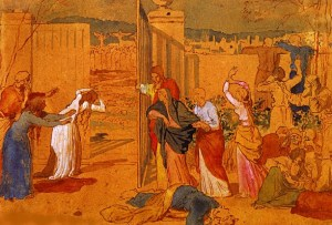 Mc15-Alexandr Ivanov, Femmes au loin, 1840