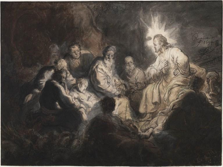 Matthieu et l'ascension des disciples (6)
