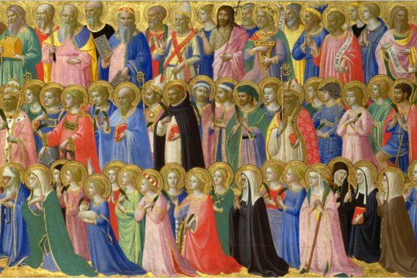 Toussaint et saints pour tous