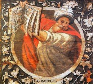 En Avent, le prophète Baruch