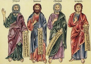 En Avent les prophètes