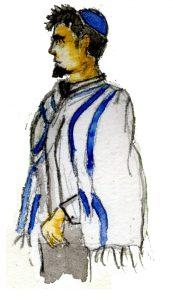 Prière au Kotel (F.B.)