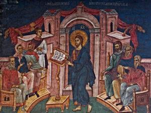 Lc4-Jesus à la Synagogue de Nazareth