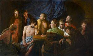 L'enfermement des disciples (4/7) Jn 20,19-23