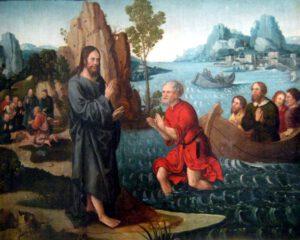 Hans Leonhard Schäufelein, La pêche miraculeuse,XVIe)