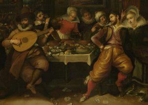 La musique dans la Bible (podcast) ép. 2 : Les banquets