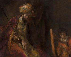 La musique dans la Bible (podcast)  ép. 4 : David et les Psaumes