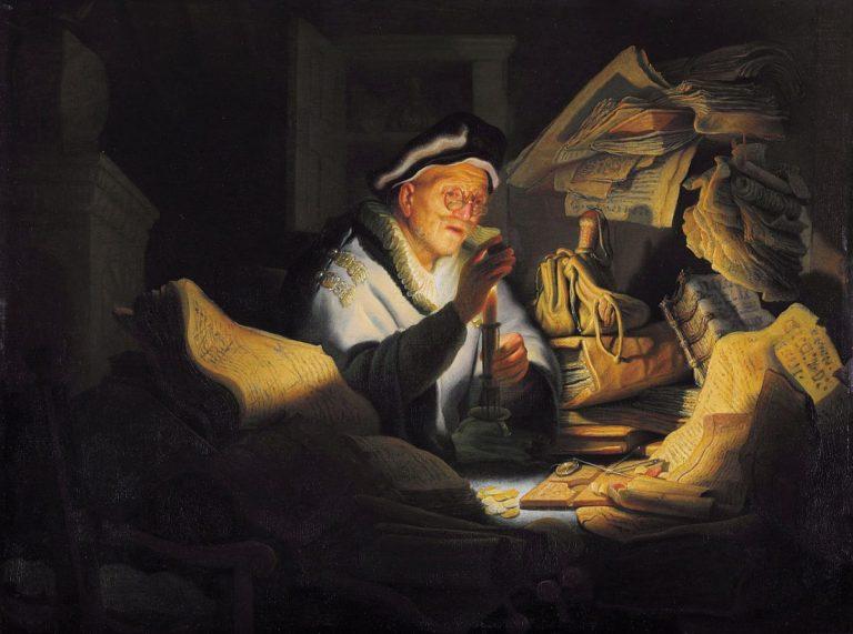 Les greniers de la Grâce (Lc 12,13-21)