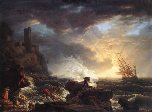 La Bible et la mer (7) Naufrage à Malte