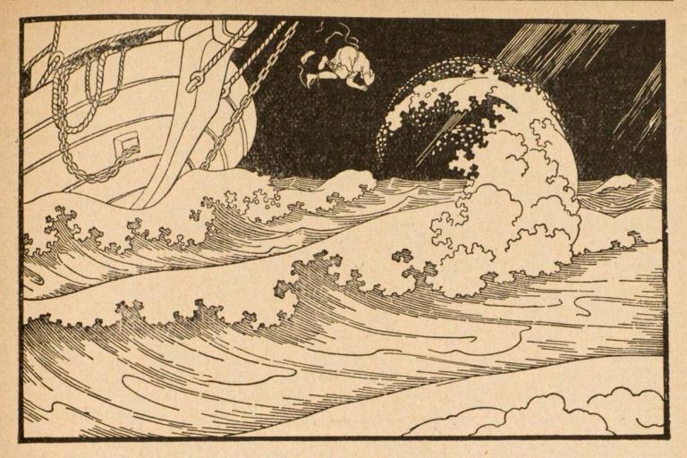 La Bible et la mer (Podcast) ép. 3 : Jonas à fond de cale