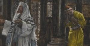 Le pharisien et le publicain (Lc 18,9-14)