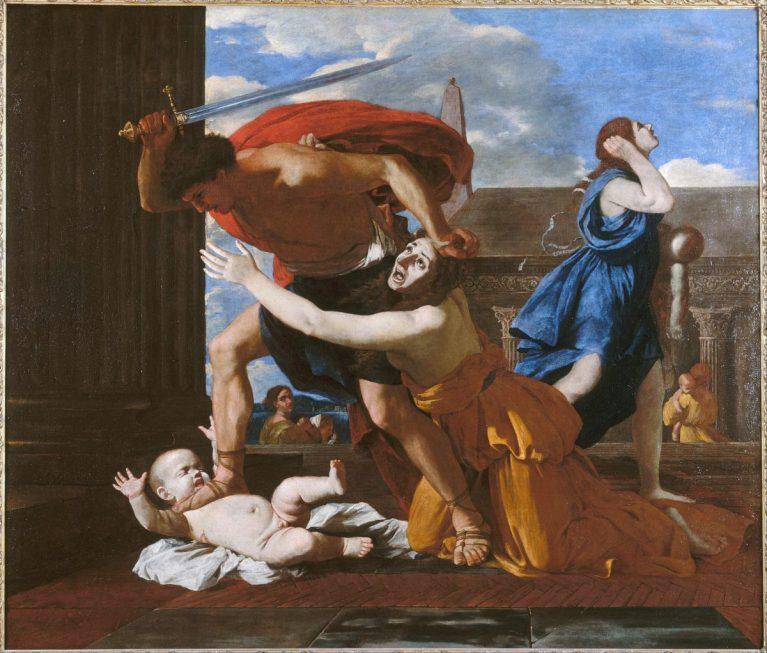 Hérode et le divin enfant