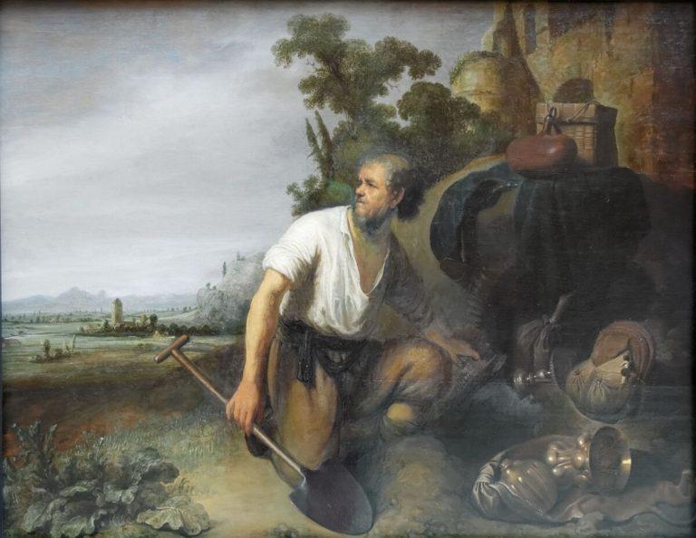 Le trésor, la perle et le filet (Mt 13,44-52)