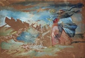 Marcher dans la foi, sur la mer (Mt 14,22-36)