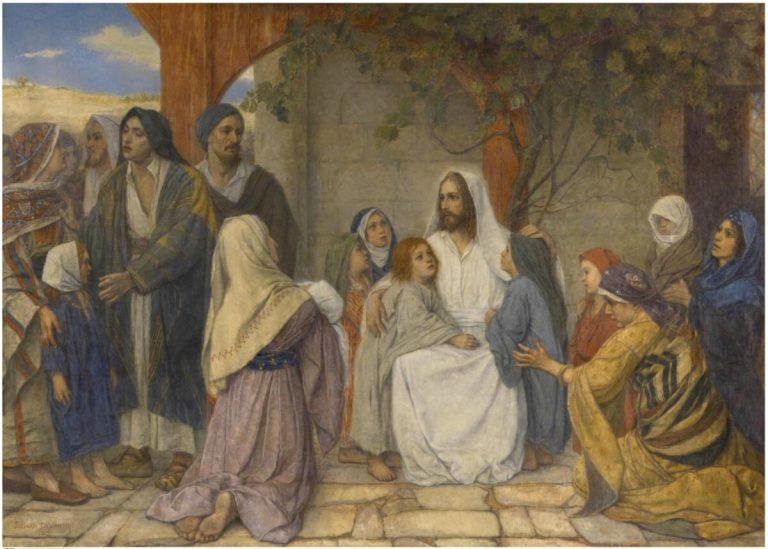 Devenir comme des enfants (Mt 18,1-14)